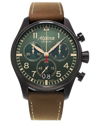 Alpina Startimer Pilot Men's Watch Model AL-372GR4FBS6