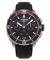 Alpina Seastrong Men's Watch Model: AL-372LBBRG4V6