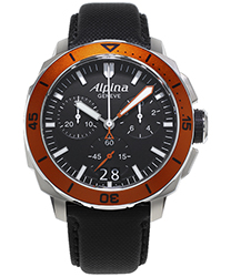 Alpina Seastrong Men's Watch Model: AL-372LBO4V6