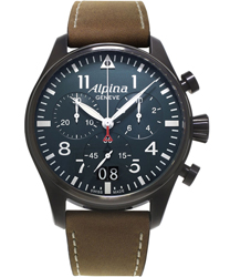 Alpina Startimer Pilot Men's Watch Model: AL-372N4FBS6
