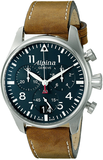 Alpina Startimer Pilot Men's Watch Model AL-372N4S6