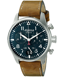 Alpina Startimer Pilot Men's Watch Model: AL-372N4S6