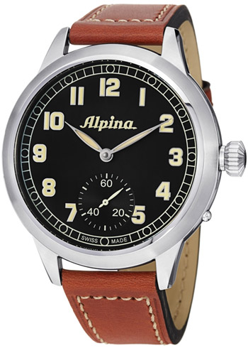 Alpina Aviation Men's Watch Model AL-435B4SH6