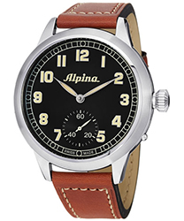 Alpina Aviation Men's Watch Model: AL-435B4SH6