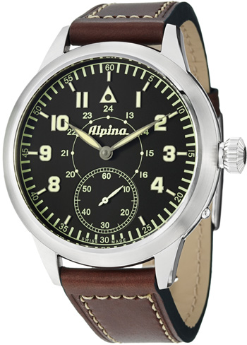 Alpina Heritage Pilot Men's Watch Model AL-435LB4SH6