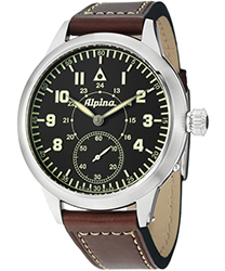 Alpina Heritage Pilot Men's Watch Model: AL-435LB4SH6