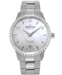 Alpina Comtesse Ladies Watch Model: AL-525APW3CD6B