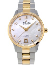 Alpina Comtesse Ladies Watch Model AL-525APWD3C3B