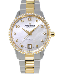 Alpina Comtesse Ladies Watch Model: AL-525APWD3CD3B
