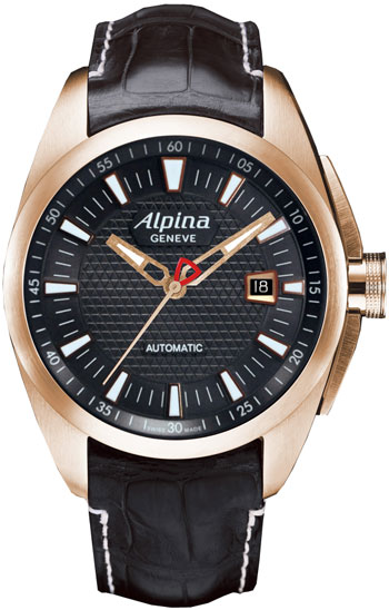 Alpina Club Men's Watch Model AL-525B4RC4