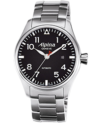 Alpina Aviation Men's Watch Model AL-525B4S6B