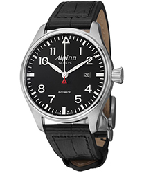 Alpina Aviation Men's Watch Model AL-525B4S6