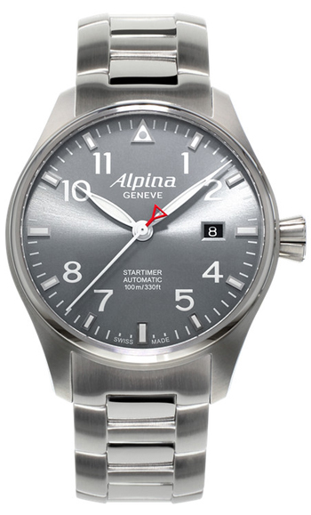 Alpina Startimer Men's Watch Model AL-525G3S6B