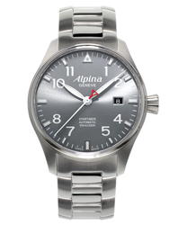 Alpina Startimer Men's Watch Model: AL-525G3S6B