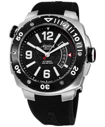 Alpina Extreme Diver Men's Watch Model: AL-525LBB5AEV6