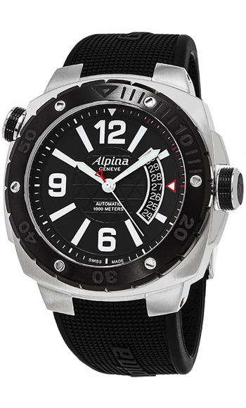 Alpina Extreme Diver Men's Watch Model AL-525LBB5AEVZFB