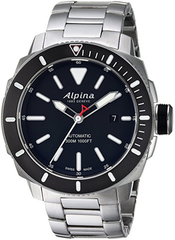 Alpina Seastrong Men's Watch Model AL-525LBG4V6B