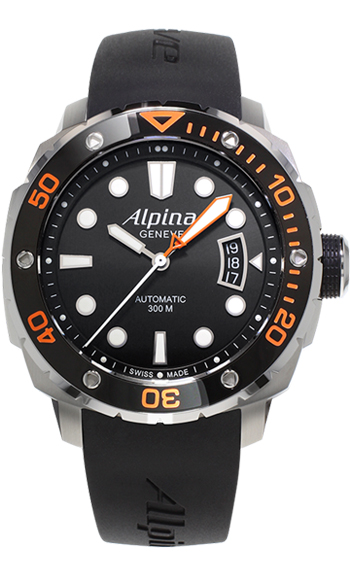 Alpina Extreme Diver Men's Watch Model AL-525LBO4V26