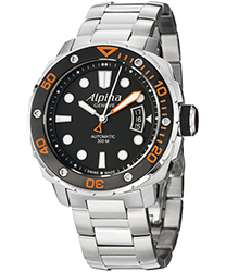 Alpina Extreme Diver Men's Watch Model: AL-525LBO4V26B
