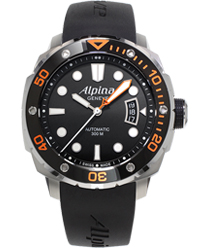 Alpina Extreme Diver Men's Watch Model: AL-525LBO4V26