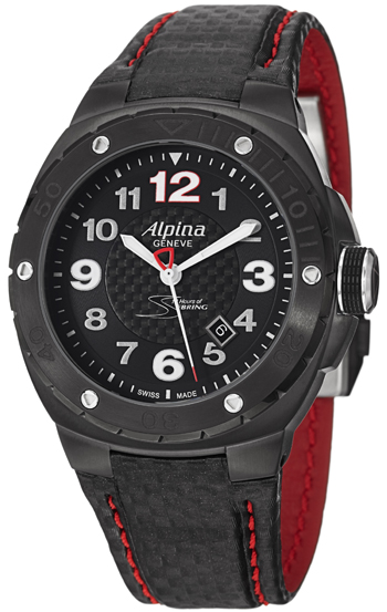 Alpina Racing Men's Watch Model AL-525LBR5FBAR6