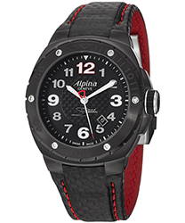 Alpina Racing Men's Watch Model: AL-525LBR5FBAR6