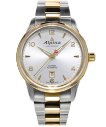 Alpina Alpiner Men's Watch Model: AL-525S4E3B