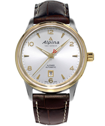 Alpina Alpiner Men's Watch Model: AL-525S4E3