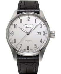 Alpina Aviation  Mens Wristwatch