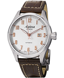 Alpina Aviation  Men's Watch Model: AL-525SCR4S6