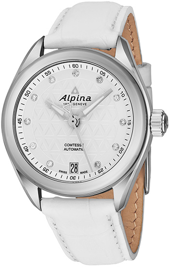 Alpina Comtesse Automatic Ladies Watch Model AL-525STD2C6