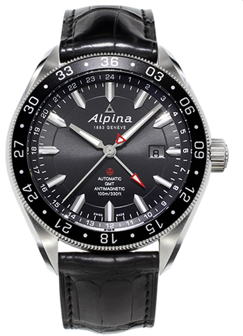 Alpina Alpiner 4 GMT Men's Watch Model AL-550G5AQ6