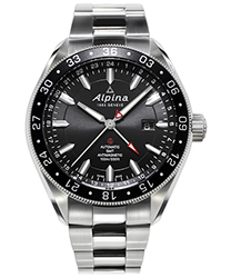 Alpina Alpiner 4 GMT Men's Watch Model: AL-550G5AQ6B