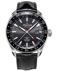 Alpina Alpiner 4 GMT Men's Watch Model: AL-550G5AQ6