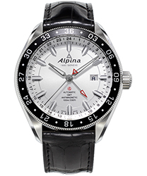 Alpina Alpiner 4 GMT Men's Watch Model: AL-550S5AQ6