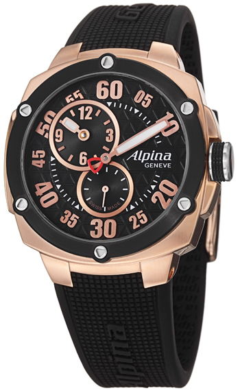 Alpina Adventure Ladies Watch Model AL-650BB3AE4