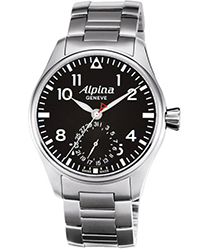 Alpina Aviation Men's Watch Model: AL-710B4S6B