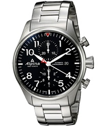 Alpina Startimer Men's Watch Model: AL-725B4S6B