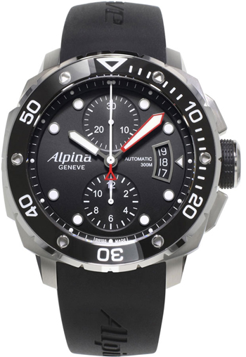 Alpina Extreme Diver  Men's Watch Model AL-725LB4V26
