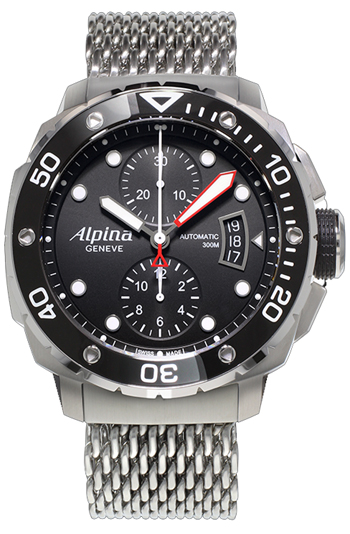 Alpina Extreme Diver Men's Watch Model AL-725LB4V26B2