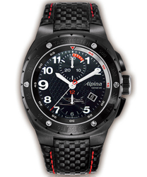 Alpina Racing Men's Watch Model: AL-725LBR5FBAR6