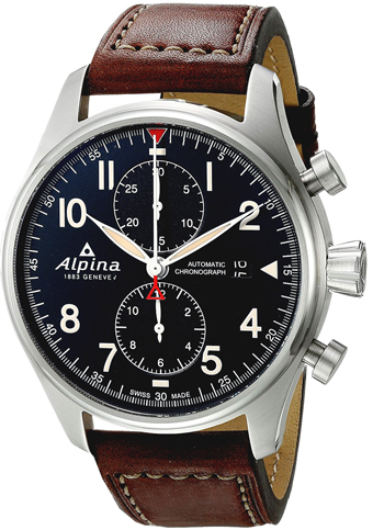Alpina Startimer Men's Watch Model AL-725N4S6