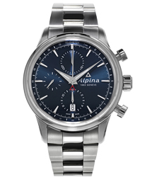 Alpina Automatic Chronograph Men's Watch Model: AL-750N4E6B