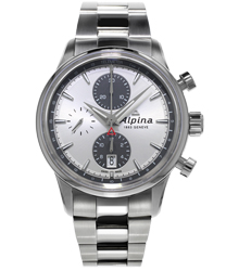 Alpina Automatic Chronograph Men's Watch Model: AL-750SG4E6B