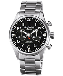 Alpina Aviation Men's Watch Model AL-860B4S6B