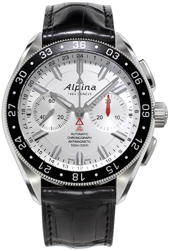 Alpina Alpiner 4  Men's Watch Model AL-860S5AQ6