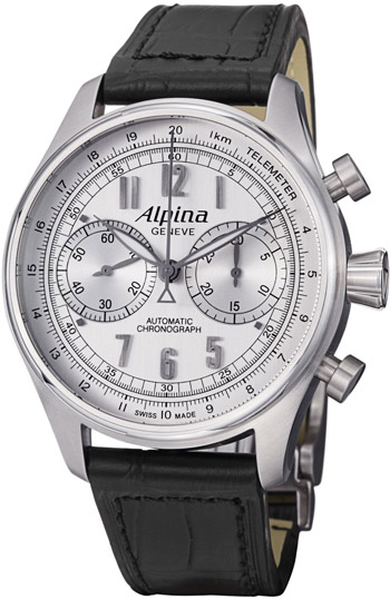 Alpina Aviation Men's Watch Model AL-860SCP4S6
