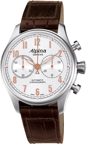 Alpina Aviation Men's Watch Model AL-860SCR4S6