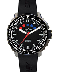 Alpina Adventure Mens Wristwatch