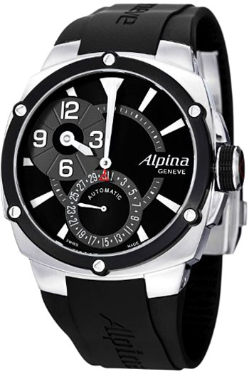 Alpina Adventure Men's Watch Model AL-950LBG4AE6